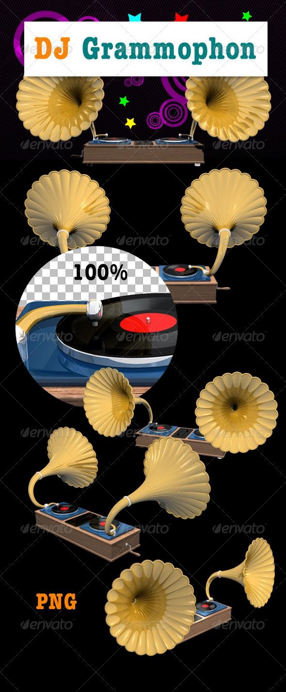 DJ Grammophon