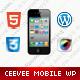 CeeVee Mobile Retina | WordPress Version  Free Download