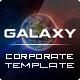 Galaxy Corporate Template For Joomla!  Free Download