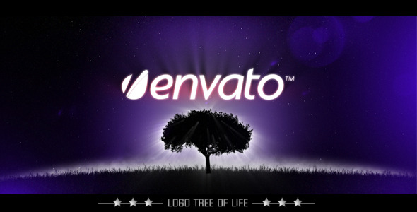 After Effects Project - VideoHive Logo Tree of Life 2714514