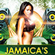Jamaica's Independence Day flyer  - GraphicRiver Item for Sale