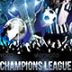 Champions League Final - GraphicRiver Item for Sale