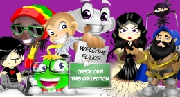 Mascots Collection