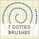 7 Dotted Lines Brushes