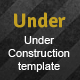 Under - Under Construction Template - ThemeForest Item for Sale