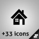 100 Icons - GraphicRiver Item for Sale