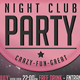 Club Party Flyer Template - GraphicRiver Item for Sale