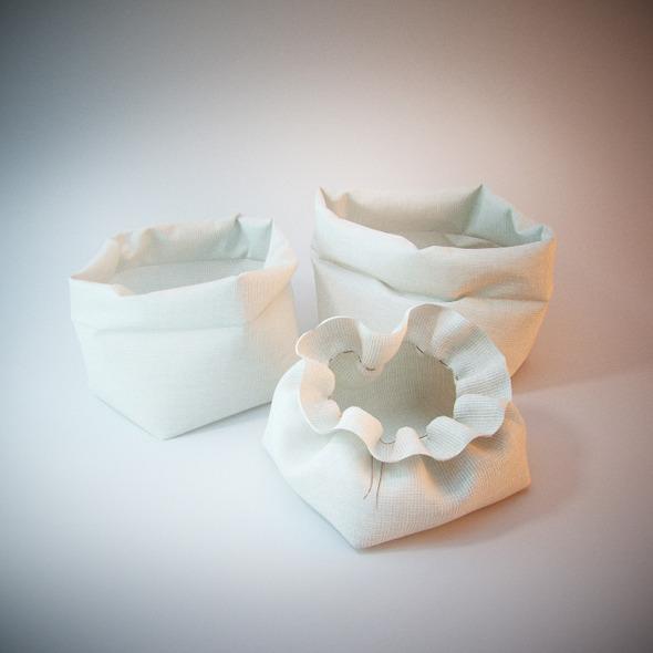 3DOcean Kitchen baskets 2725437