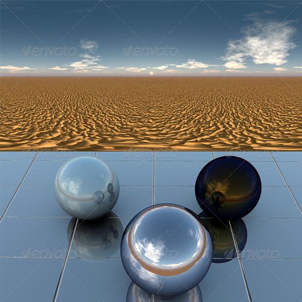 3DOcean Desert 14 2725863