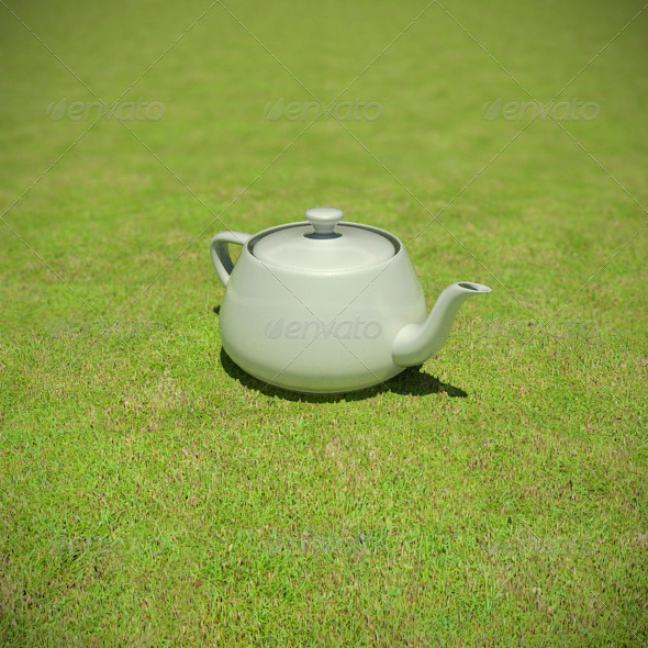 3DOcean 1433 Grass Short Dry 2727330