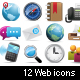 Qicon series | Web and Communication icons - GraphicRiver Item for Sale