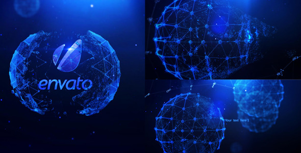 VideoHive Blue water reveal 2727758