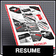 Resume BOOKLET (12 pages) - GraphicRiver Item for Sale