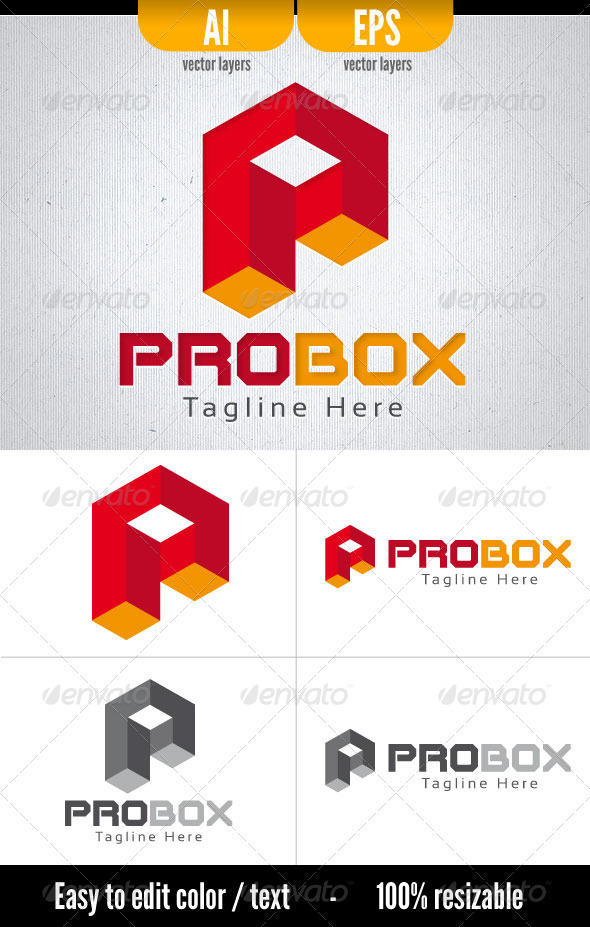 Pro-Box - Vector Abstract