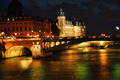 Nighttime Paris - PhotoDune Item for Sale