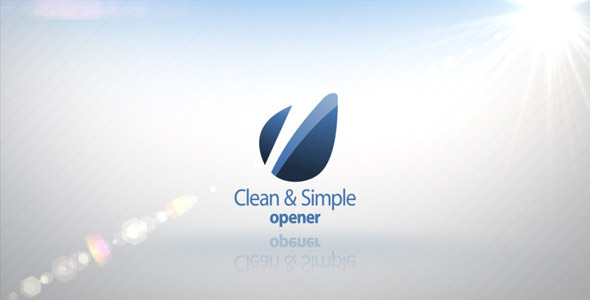 After Effects Project - VideoHive Clean & Simple Opener 2717483