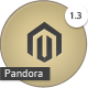 Pandora - Magento theme - ThemeForest Item for Sale