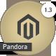 Pandora – Magento theme  Free Download
