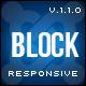 Block Creative and Premium Joomla Template  Free Download