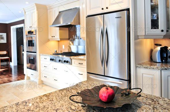 PhotoDune Kitchen Interior 190565