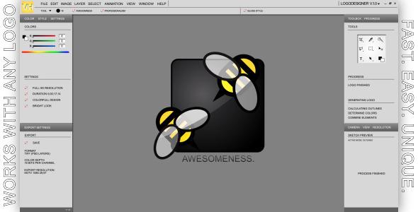 You Design It [LogoDesigner Version 1.0]