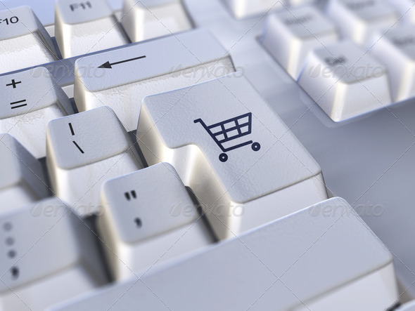E-Commerce - Stock Photo - Images