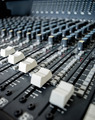Audio Engineer Mixing Board - PhotoDune Item for Sale