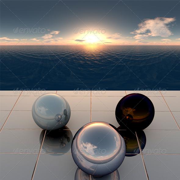 3DOcean Sea 33 2734725