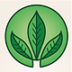 Green logo - GraphicRiver Item for Sale