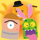 Funny Monsters! - GraphicRiver Item for Sale