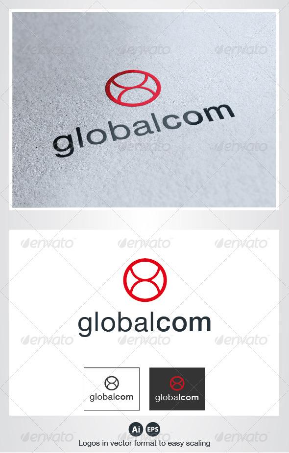 Global Com Logo