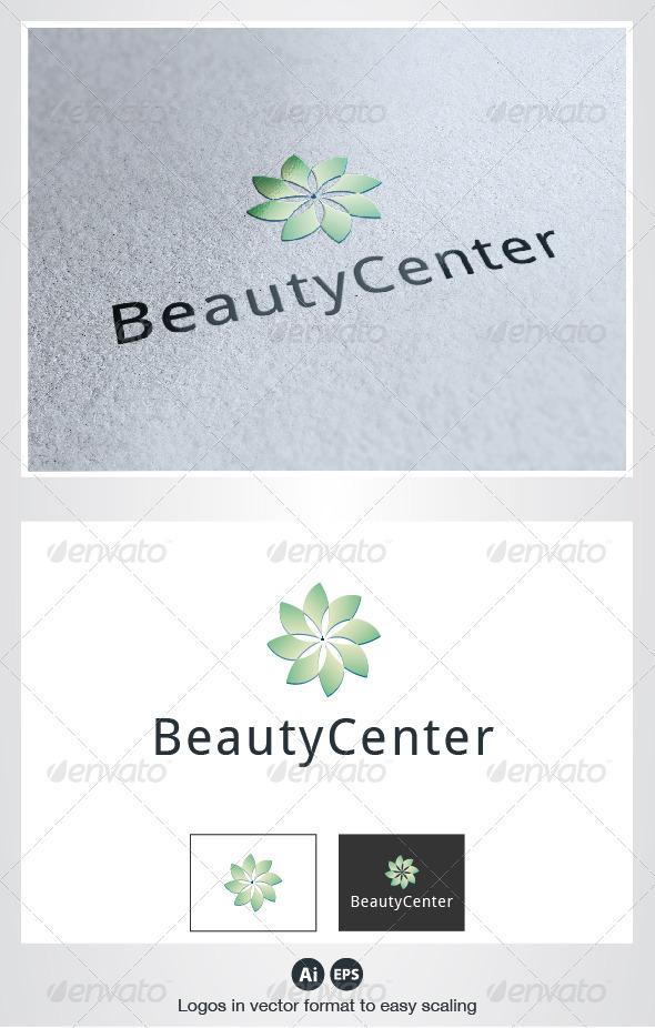 GraphicRiver Beauty Center Logo 2738359
