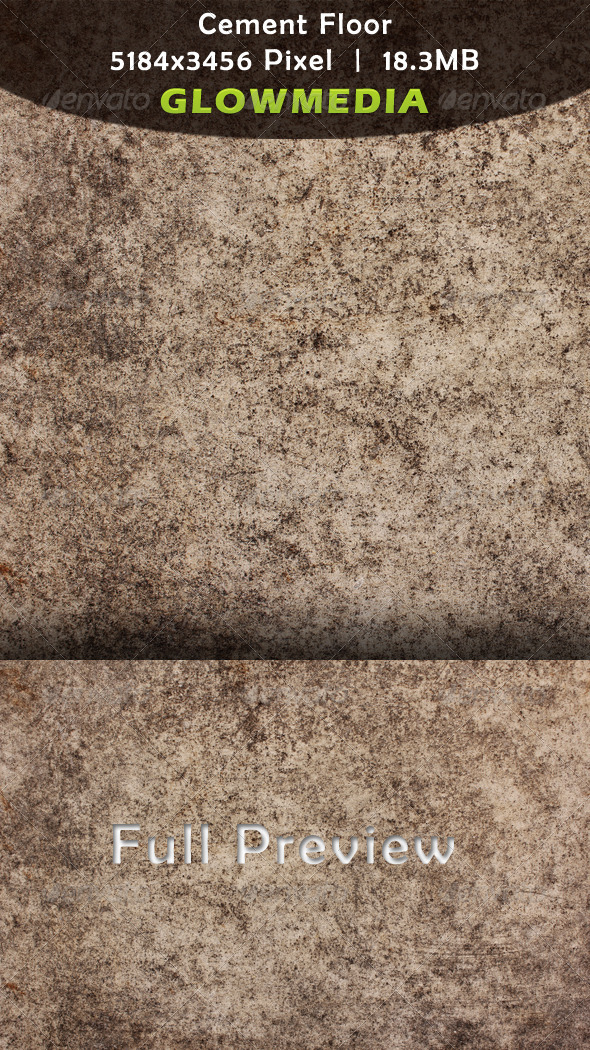 Cement Floor - Concrete Textures