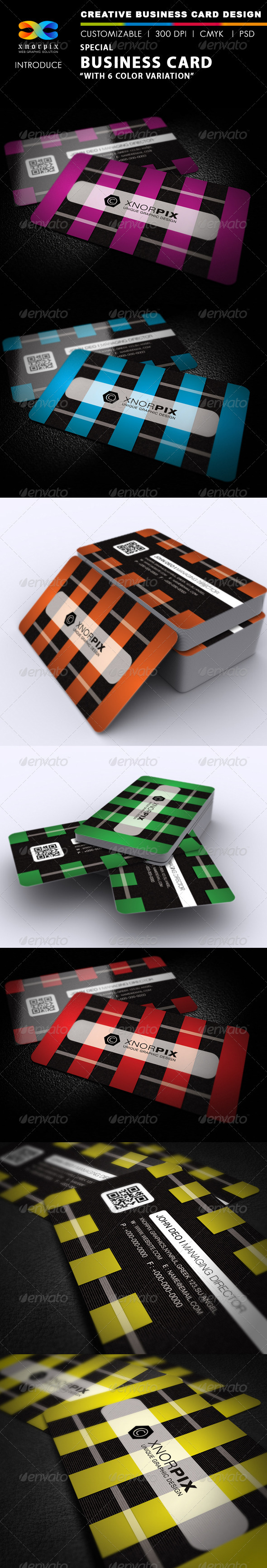 Special Business Card - Creative Business Cards