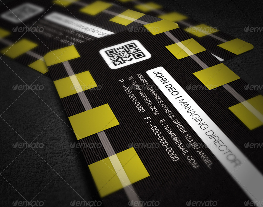 Special business card by axnorpix graphicriver for Special business cards