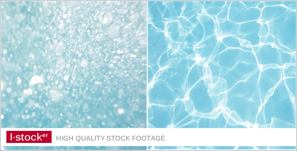 VideoHive Pool Water View 2-Pack 2739660