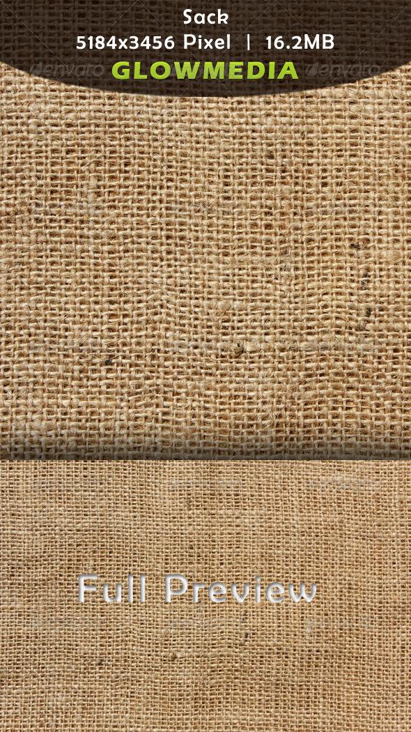 Sack - Fabric Textures