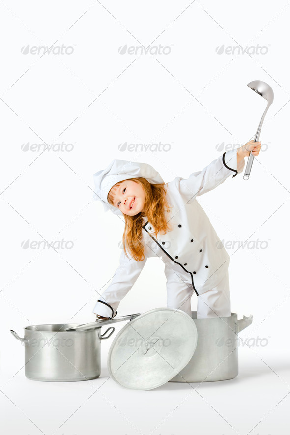 Kitchen hand. - Stock Photo - Images