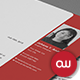 Resume - Swiss Series - GraphicRiver Item for Sale