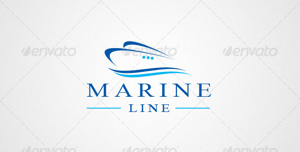 Marine & Transport Logo