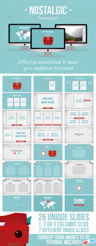 GraphicRiver Nostalgic Presentation 2684770