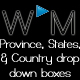 AS3 WPM-dropDownBoxes for Canadian provinces, US States and World Countries - ActiveDen Item for Sale
