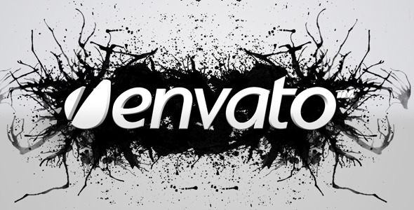VideoHive Ink Logo Reveal 2745059