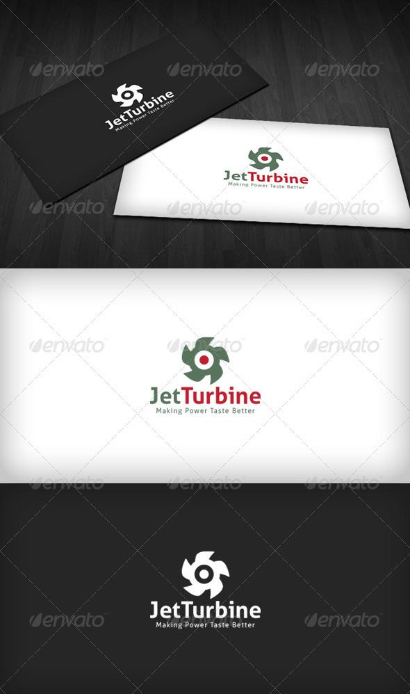 Jet Turbine Logo