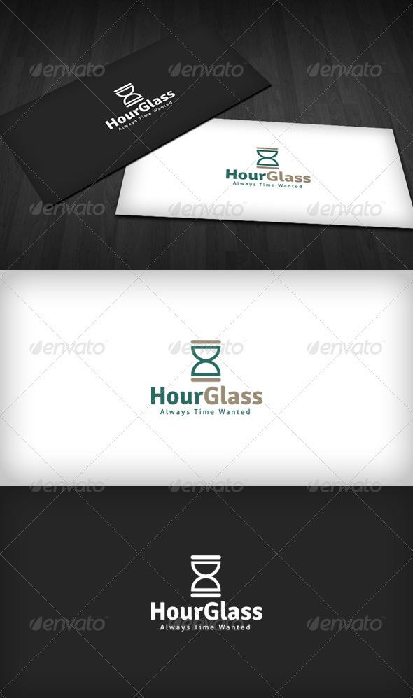 Hourglass Logo - Symbols Logo Templates