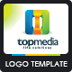 Topmedia - Logo Template - GraphicRiver Item for Sale
