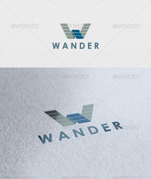 GraphicRiver Wander Logo 2747079