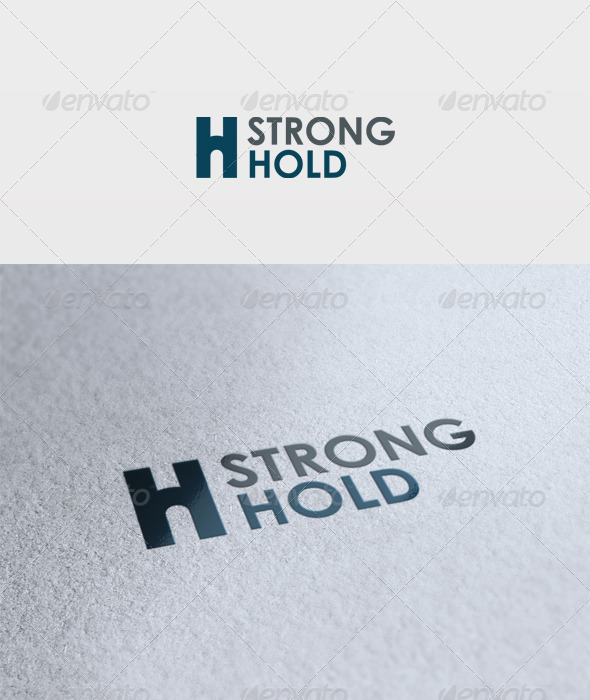 GraphicRiver Stronghold Logo 2747101