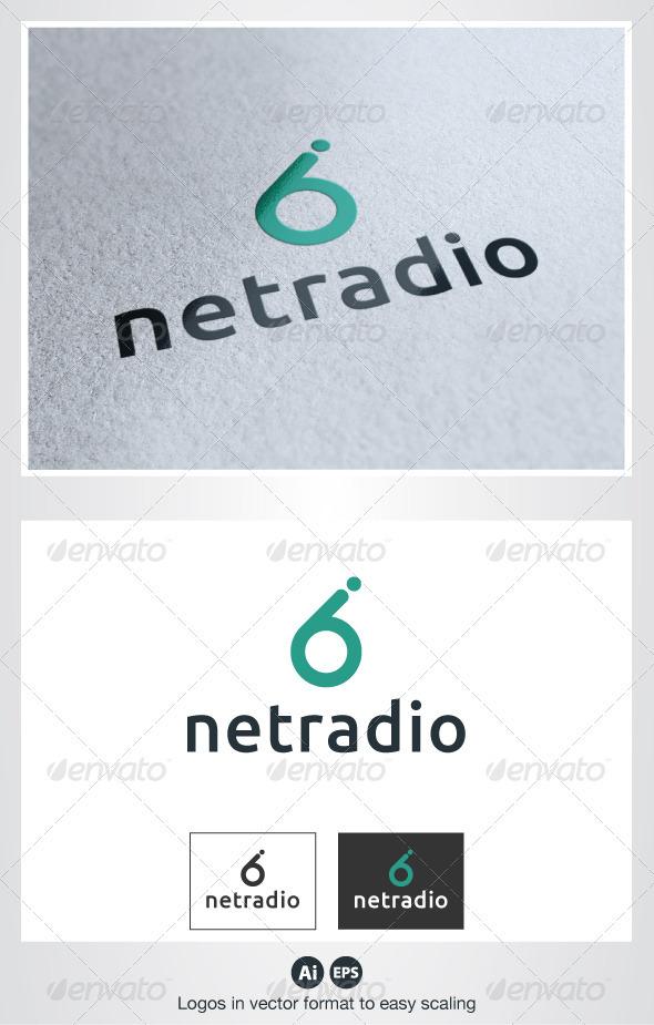 Net Radio Logo - Symbols Logo Templates