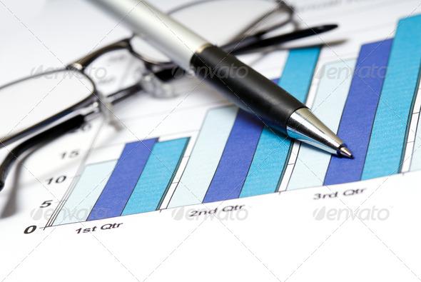 Stock Photo - PhotoDune Graph 300648